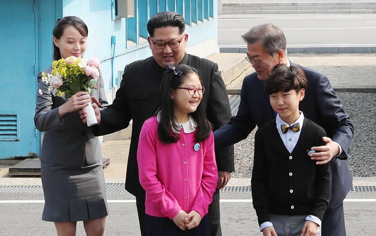 Loat anh hiem ve nguoi em gai quyen luc cua ong Kim Jong-un-Hinh-3