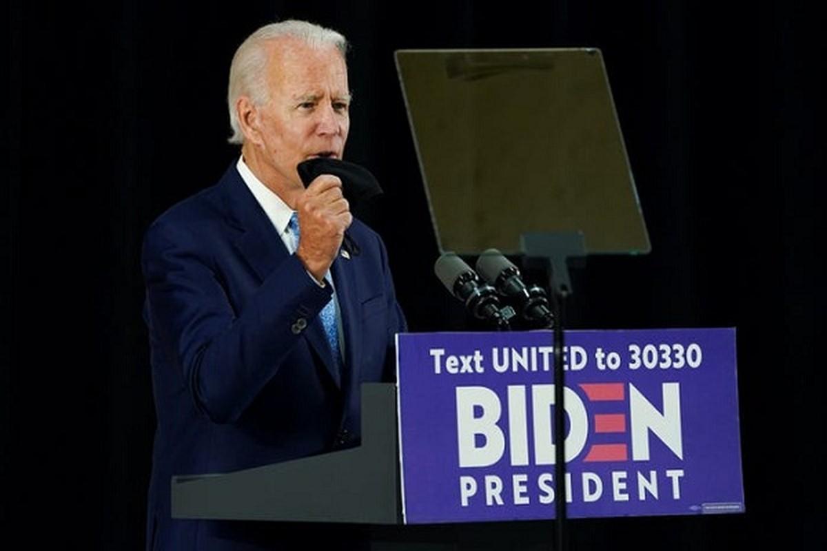 """Chien dich tranh cu """"la"""" cua ung vien Tong thong My Biden mua COVID-19-Hinh-14"""