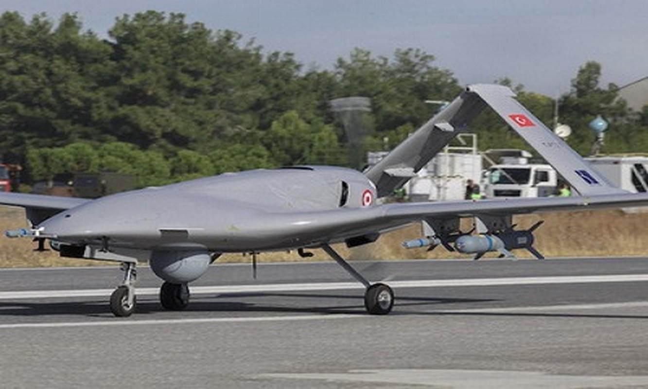 Quan doi Syria ban ha may bay khong nguoi lai Tho Nhi Ky-Hinh-5