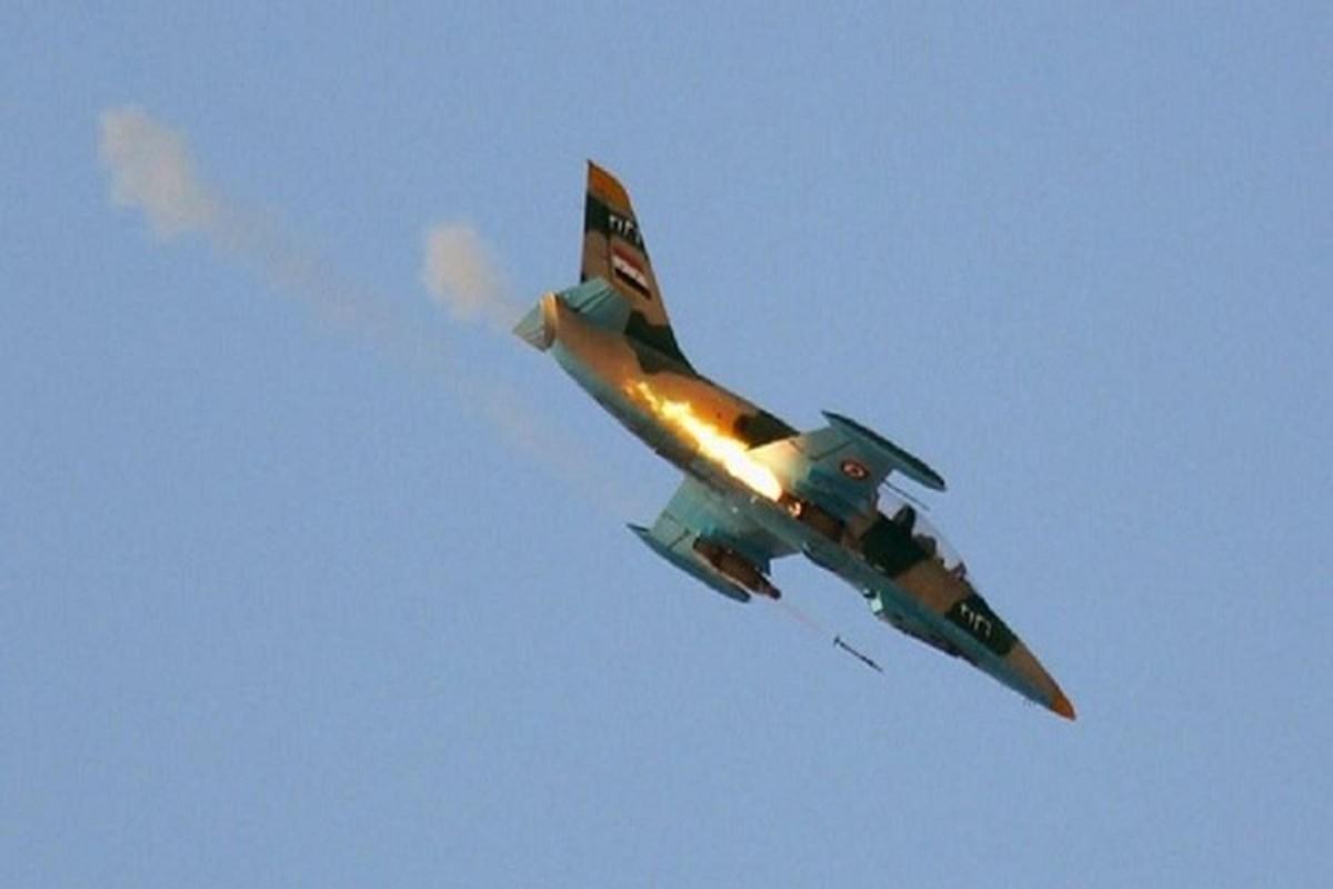 Quan doi Syria ban ha may bay khong nguoi lai Tho Nhi Ky-Hinh-6