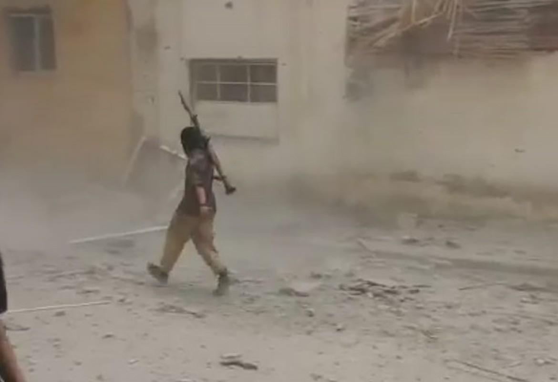 Khung bo IS dien cuong tan cong Quan doi Syria de tra thu-Hinh-9