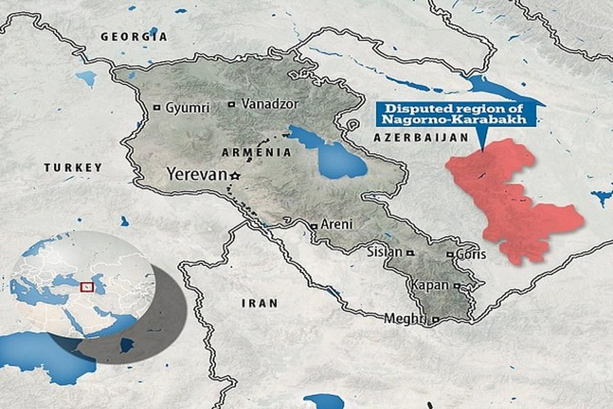 Toan canh xung dot Azerbaijan va Armenia: Hon 100 nguoi thuong vong