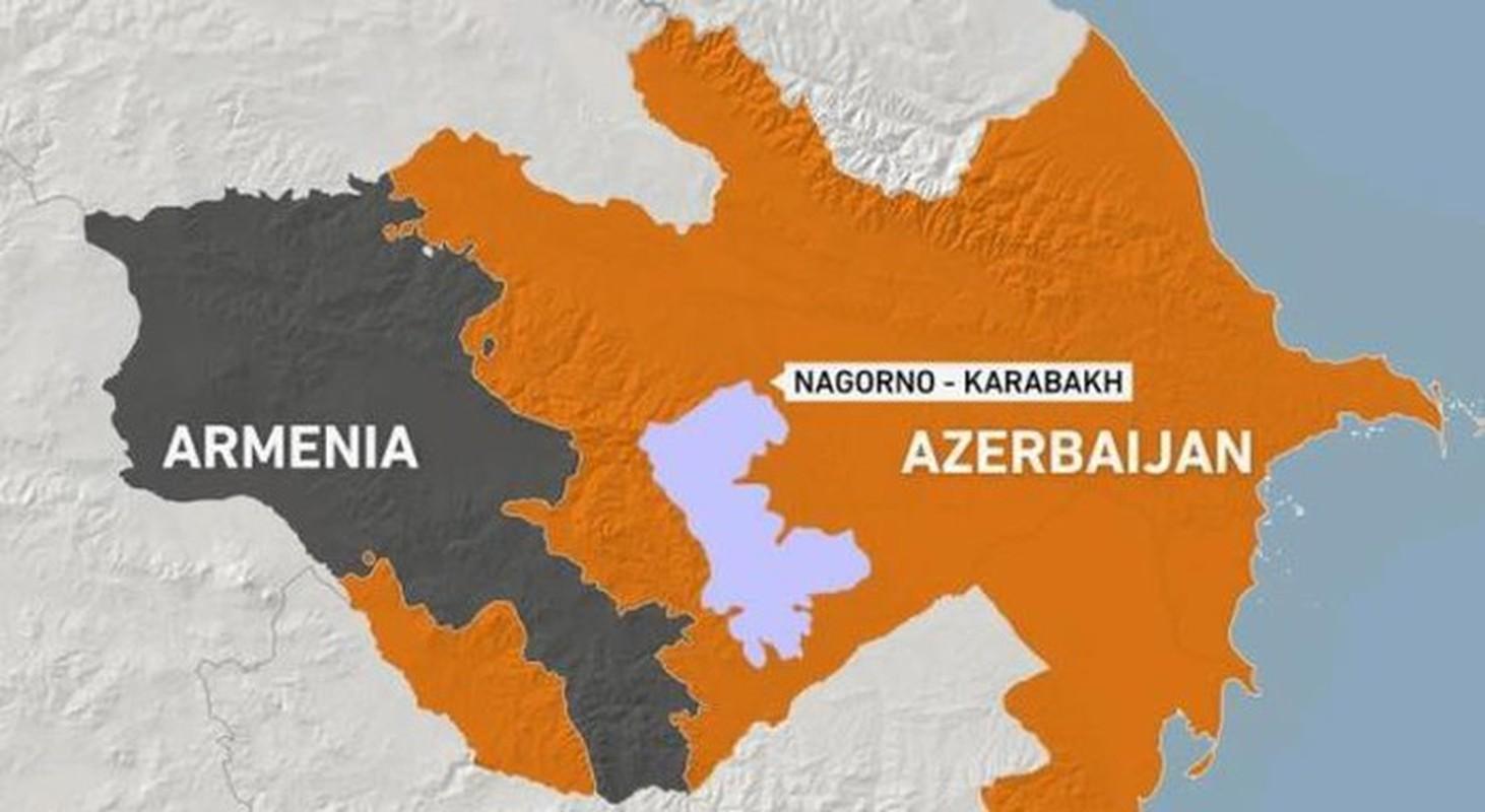 Chien su Azerbaijan - Armenia leo thang: Phan ung cua the gioi-Hinh-10