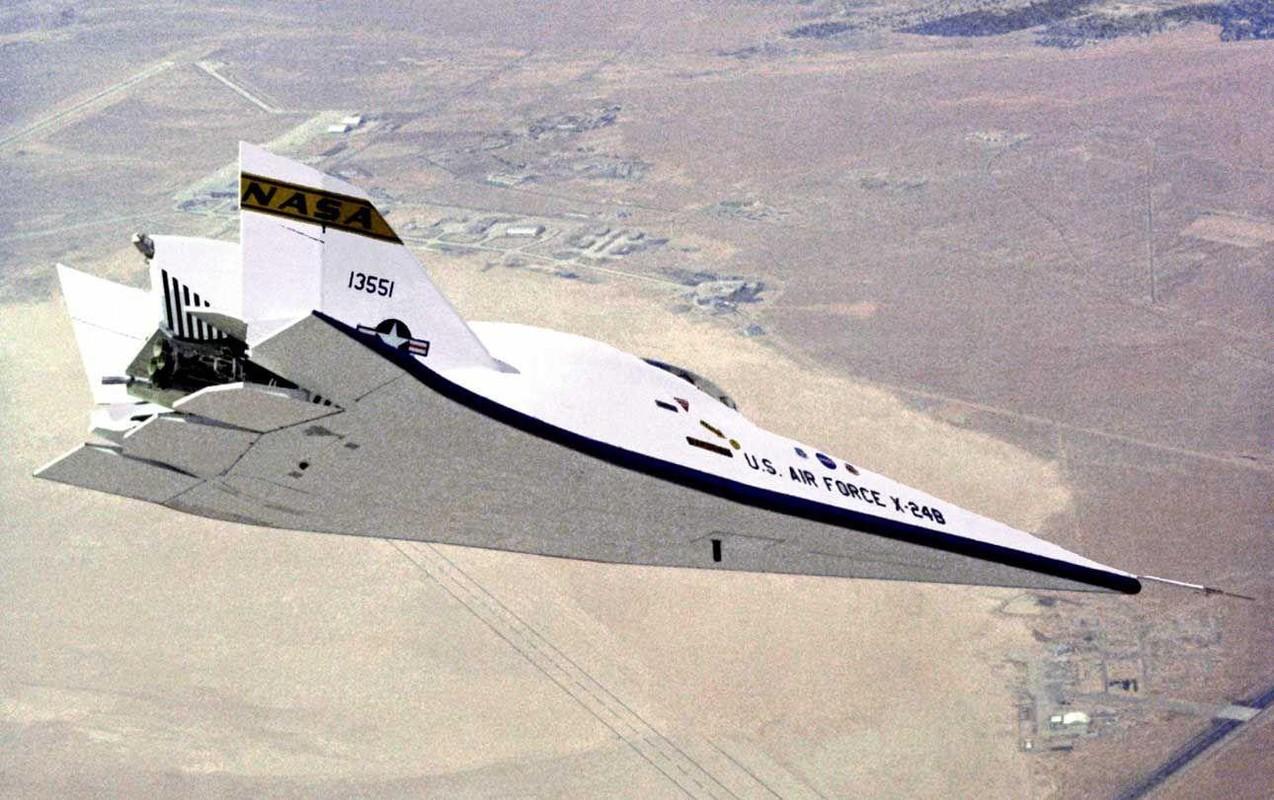 My am tham dua tau vu tru lai may bay X-24B quay lai thu nghiem-Hinh-12