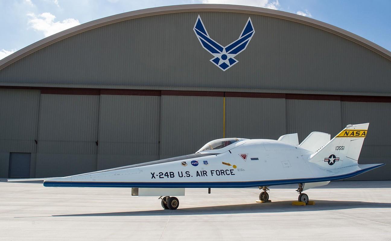 My am tham dua tau vu tru lai may bay X-24B quay lai thu nghiem-Hinh-13