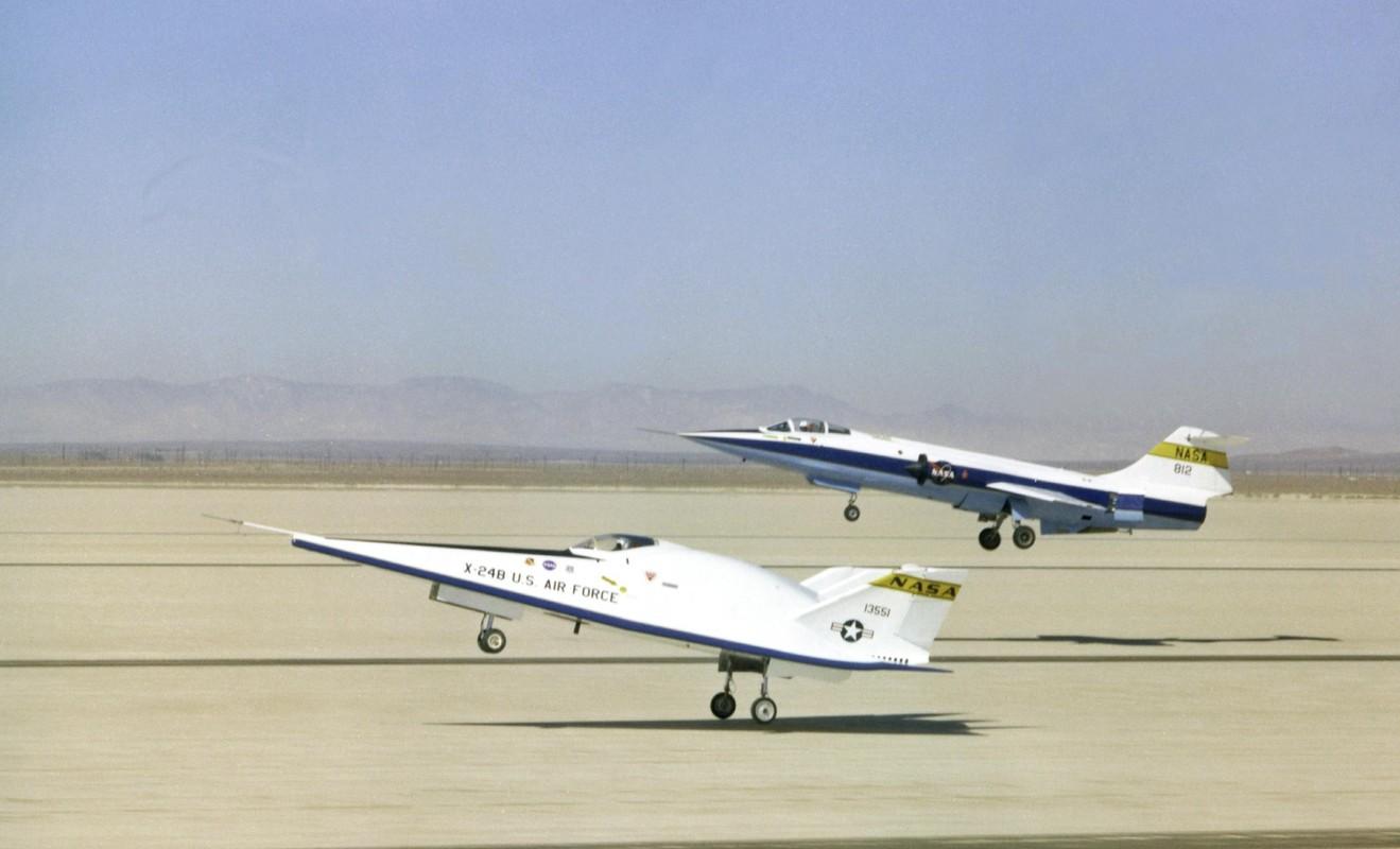 My am tham dua tau vu tru lai may bay X-24B quay lai thu nghiem-Hinh-6