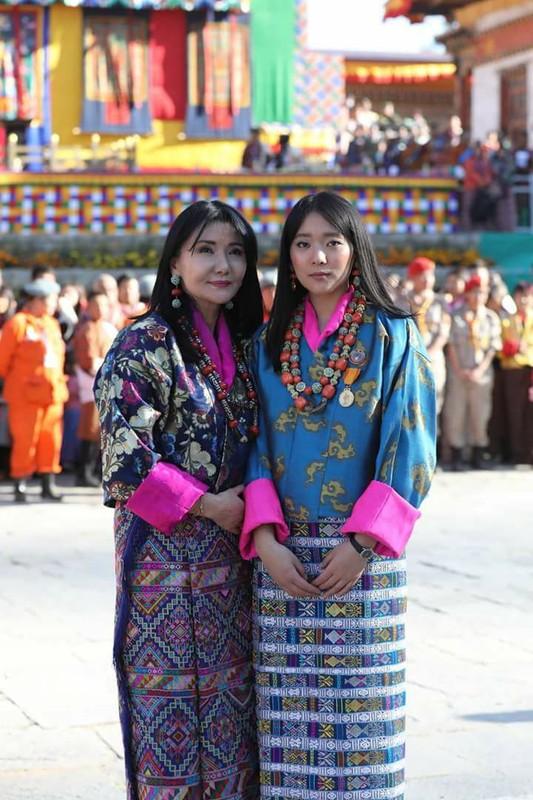 Co em gai tai sac ven toan cua Quoc vuong Bhutan-Hinh-5