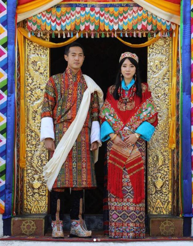 Co em gai tai sac ven toan cua Quoc vuong Bhutan-Hinh-6