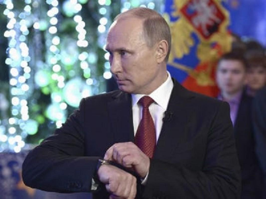Tong thong Nga Vladimir Putin don Tet nhu the nao?