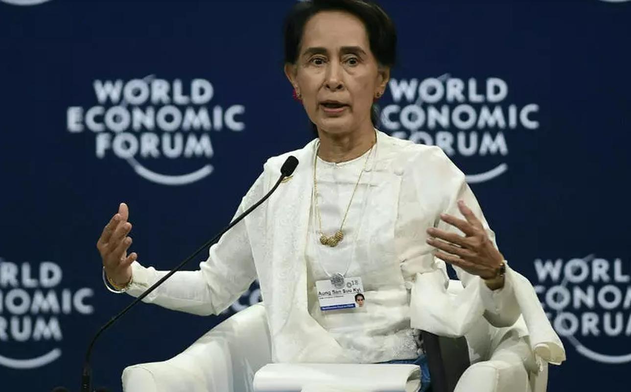 Dieu it biet ve lanh dao Myanmar Aung San Suu Kyi vua bi bat-Hinh-10