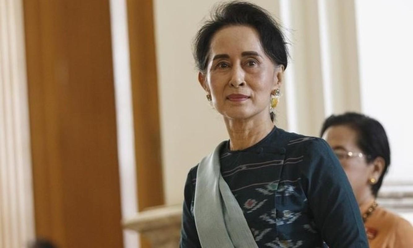 Dieu it biet ve lanh dao Myanmar Aung San Suu Kyi vua bi bat-Hinh-12