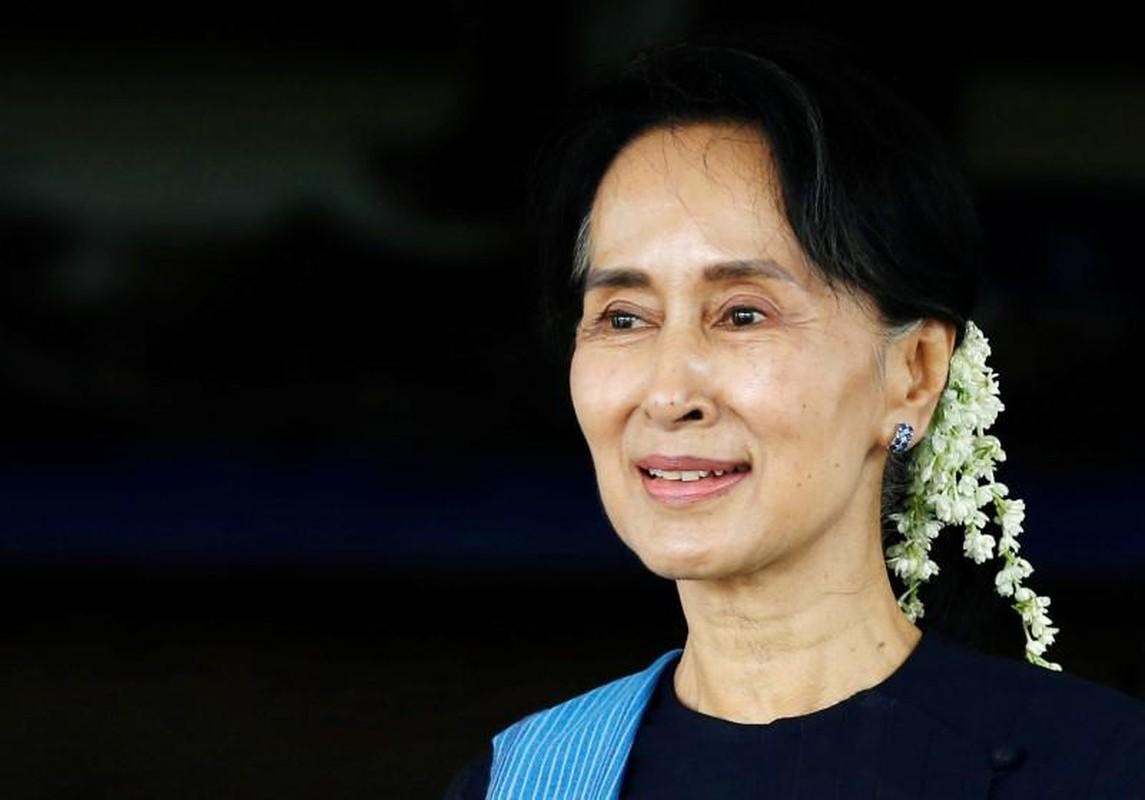 Dieu it biet ve lanh dao Myanmar Aung San Suu Kyi vua bi bat-Hinh-13
