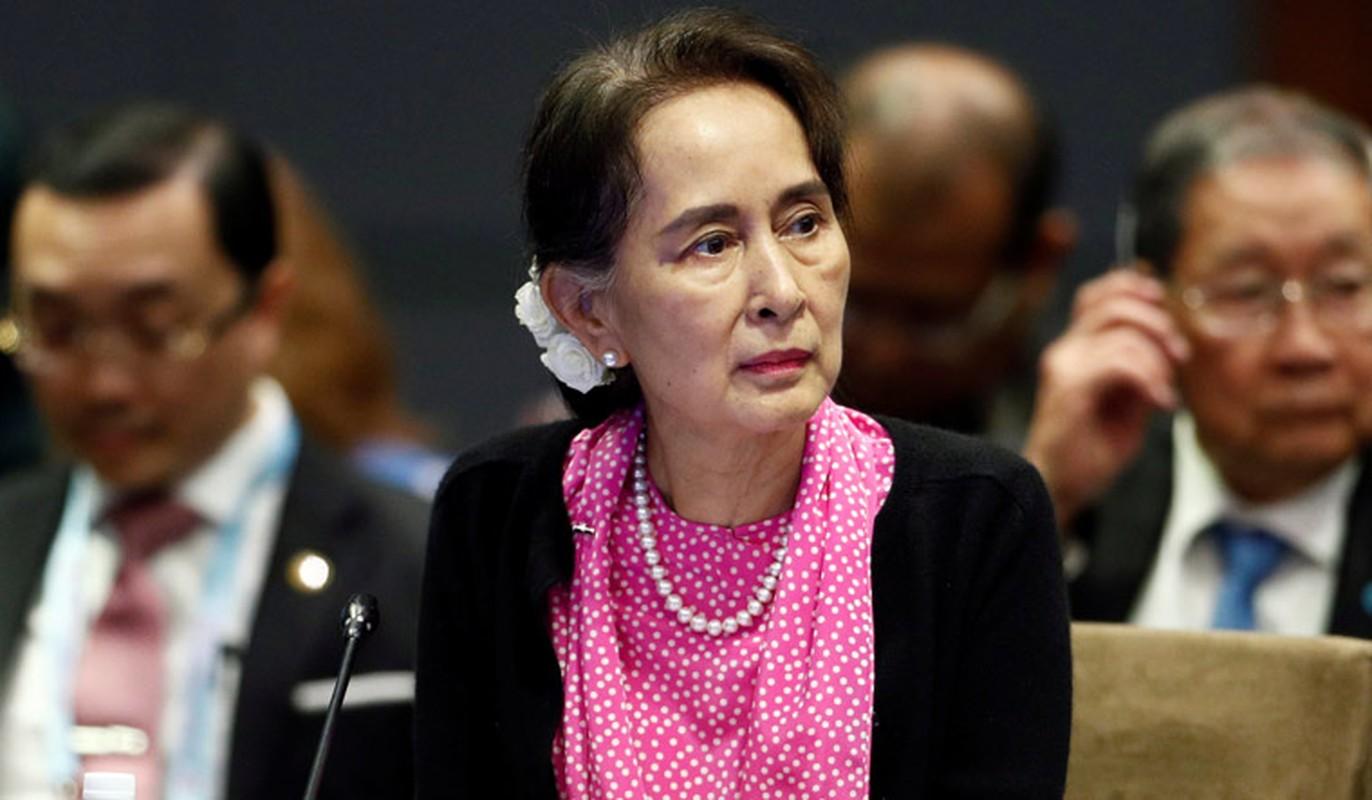 Dieu it biet ve lanh dao Myanmar Aung San Suu Kyi vua bi bat-Hinh-14