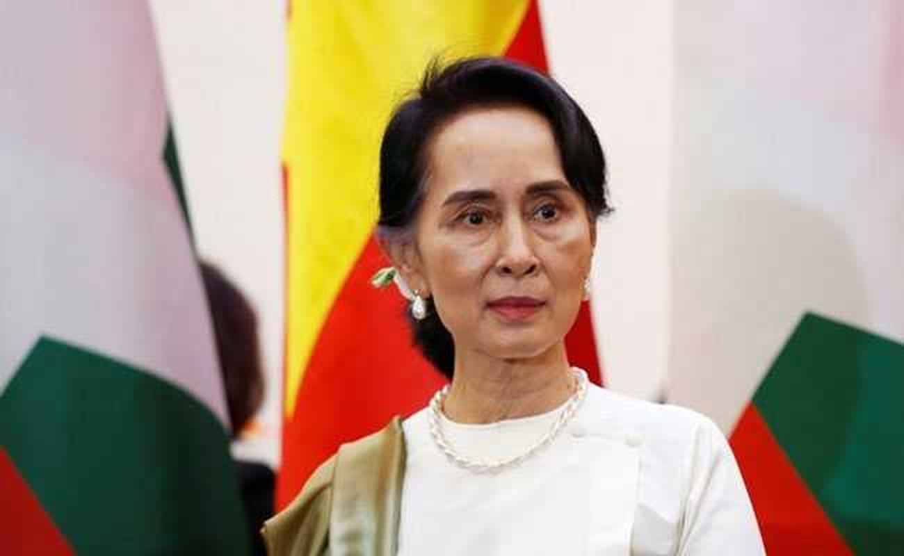 Dieu it biet ve lanh dao Myanmar Aung San Suu Kyi vua bi bat-Hinh-2