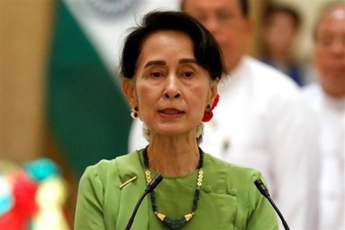 Dieu it biet ve lanh dao Myanmar Aung San Suu Kyi vua bi bat-Hinh-3