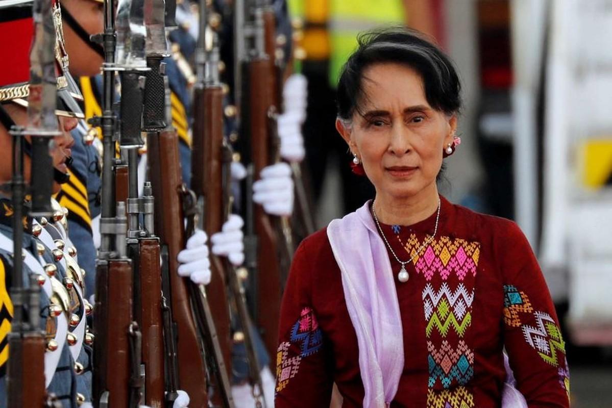 Dieu it biet ve lanh dao Myanmar Aung San Suu Kyi vua bi bat-Hinh-4