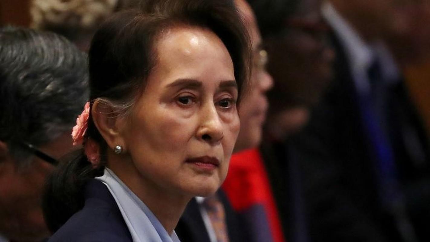 Dieu it biet ve lanh dao Myanmar Aung San Suu Kyi vua bi bat-Hinh-5