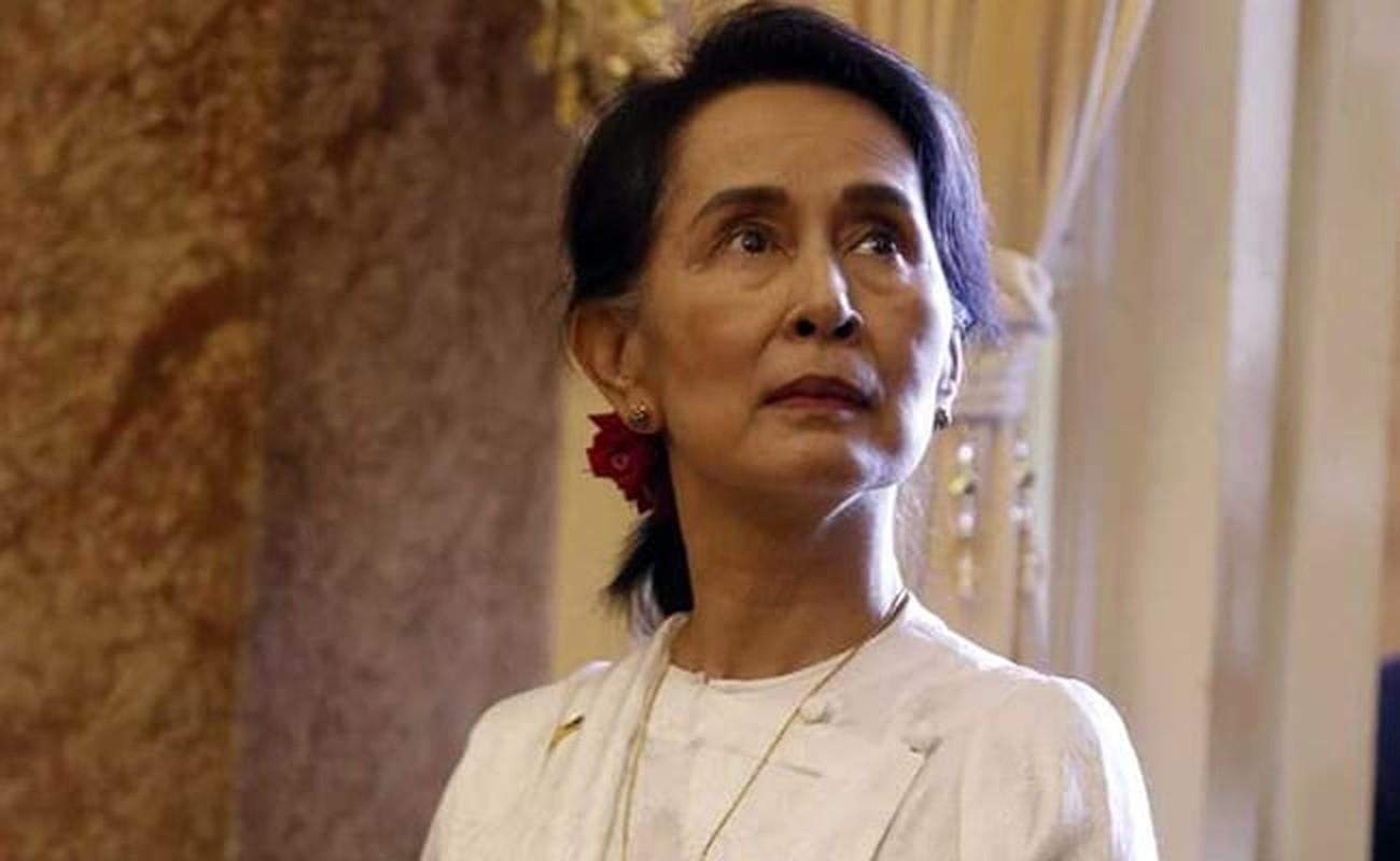 Dieu it biet ve lanh dao Myanmar Aung San Suu Kyi vua bi bat-Hinh-8
