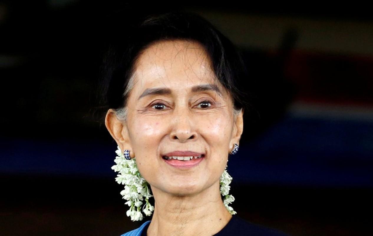 Dieu it biet ve lanh dao Myanmar Aung San Suu Kyi vua bi bat-Hinh-9