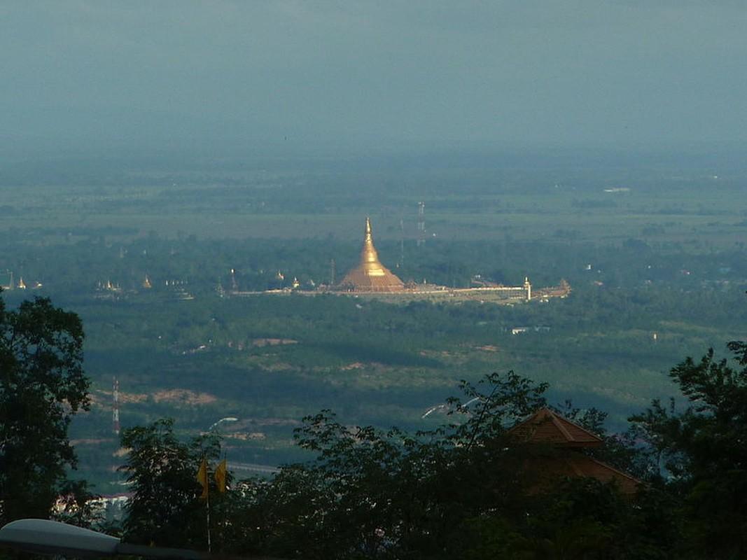 Su that bat ngo ve dat nuoc Myanmar vua xay ra chinh bien