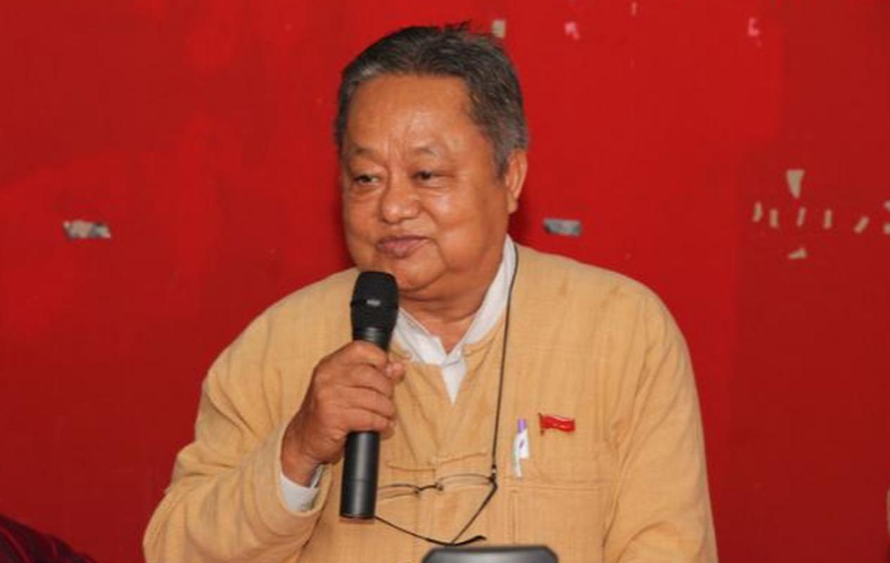 """Chan dung """"canh tay phai"""" cua ba Aung San Suu Kyi vua bi bat-Hinh-7"""