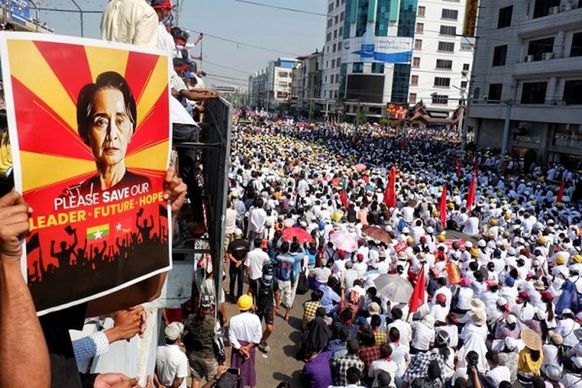 "Bieu tinh o Myanmar: Khi nao moi ""ha nhiet""?-Hinh-7"