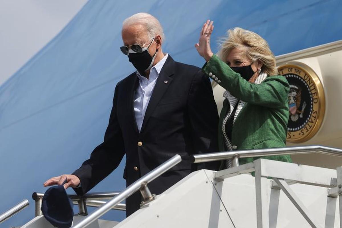 Toan canh chuyen tham bang Texas cua Tong thong My Joe Biden
