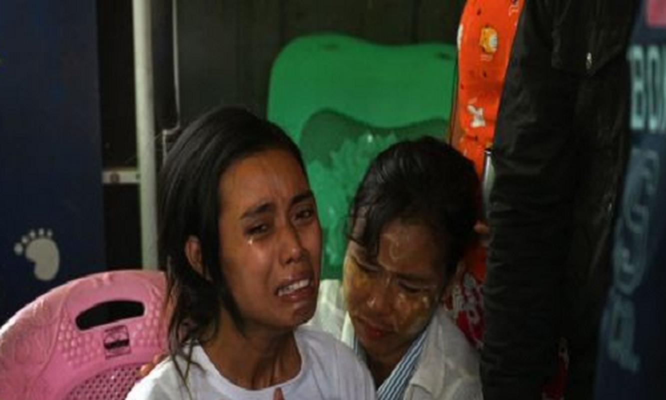 Bieu tinh o Myanmar: Them nhieu nguoi thiet mang-Hinh-3