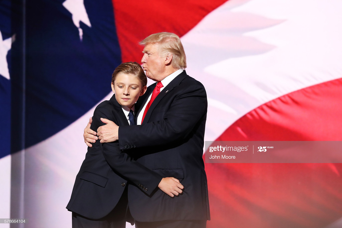 Bat mi nhung con so dac biet gan voi cuoc doi cua Barron Trump-Hinh-9