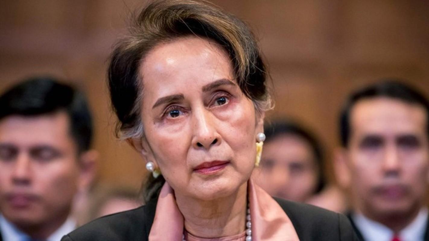 Bien co chinh tri o Myanmar: Loat dong thai trung phat cung ran cua My