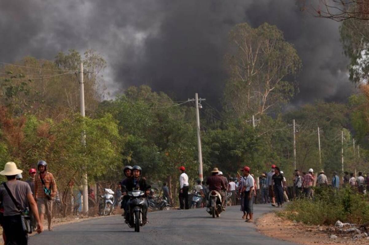 Bieu tinh o Myanmar: Them 82 nguoi thiet mang?-Hinh-5