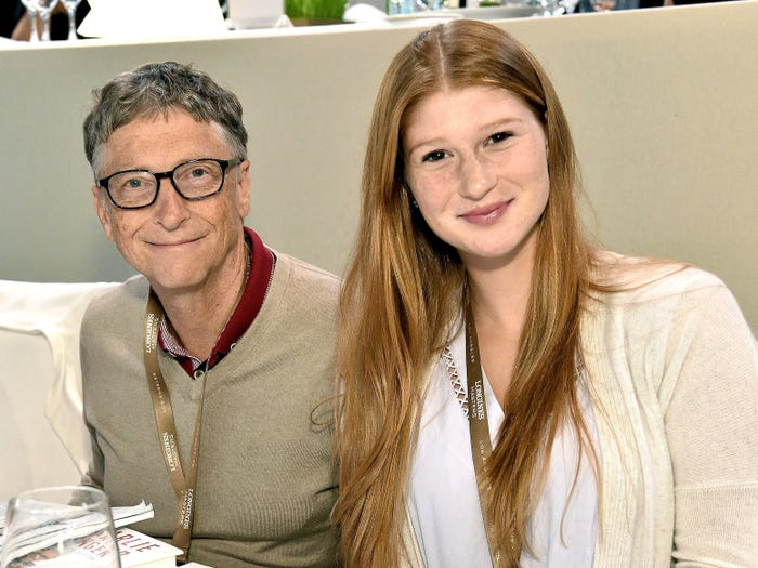 Dieu it biet ve co con gai tai sac nha ty phu Bill Gates-Hinh-13