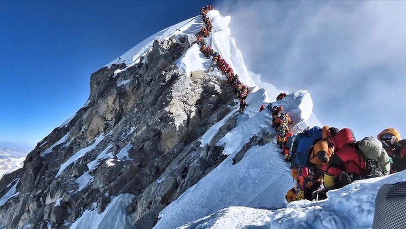"""Dich COVID-19 dang de doa """"noc nha the gioi"""" Everest the nao?"""
