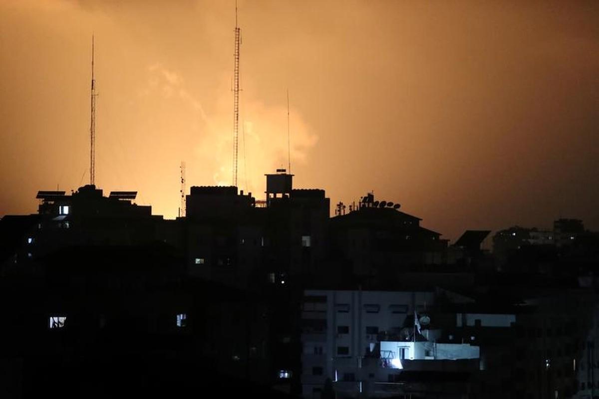 Toan canh Israel khong kich du doi Gaza, nhieu thuong vong-Hinh-5