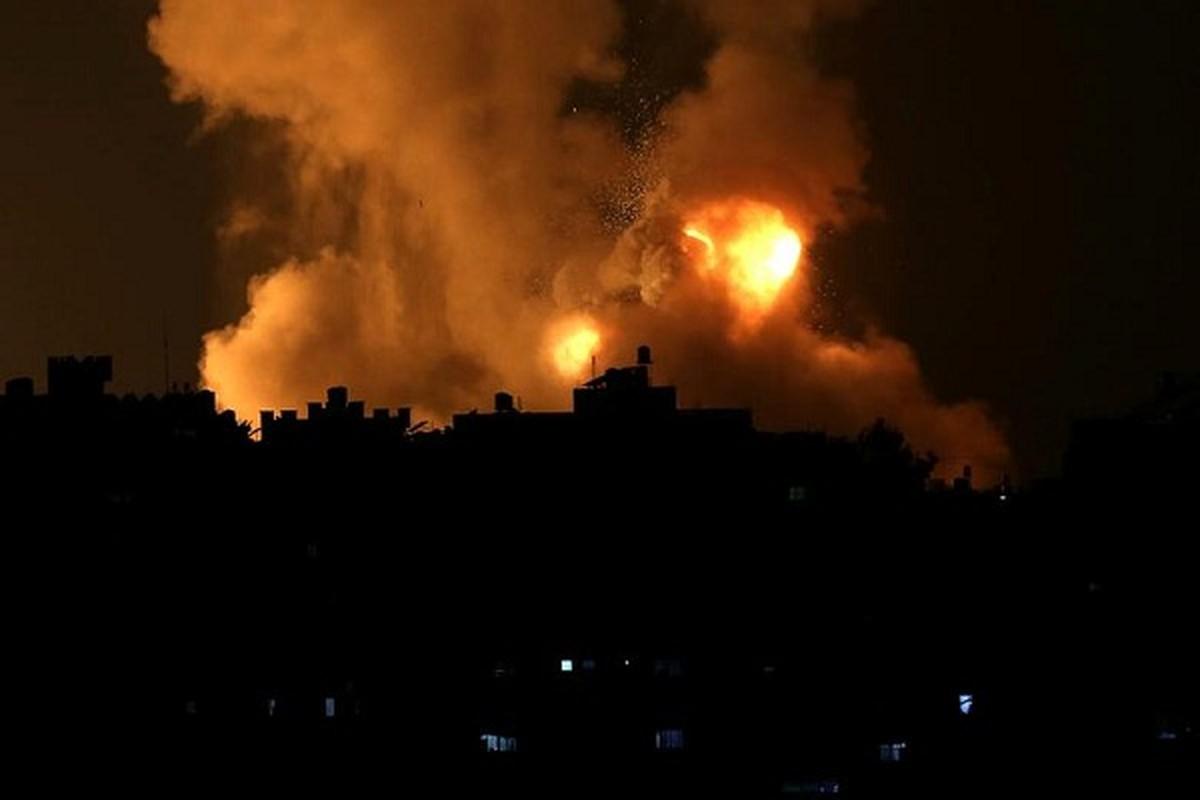 Toan canh Israel khong kich du doi Gaza, nhieu thuong vong
