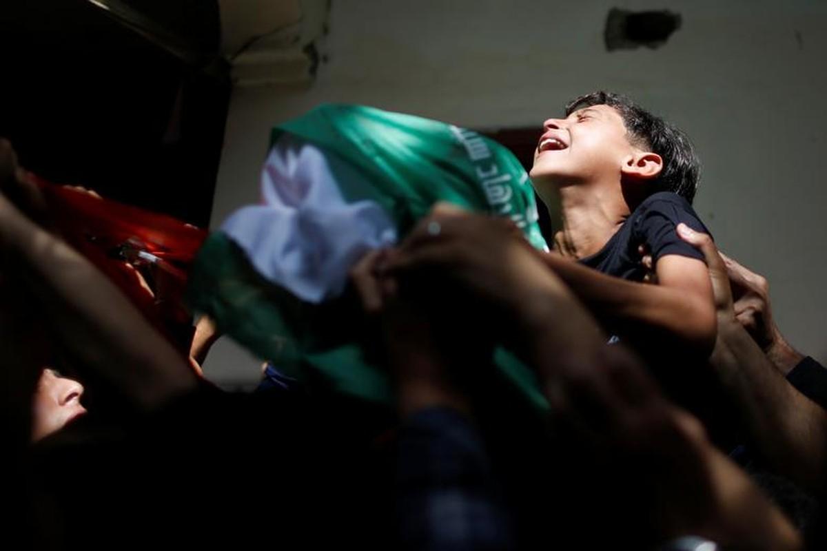 Can canh Dai Gaza tan hoang sau don khong kich cua Israel-Hinh-3