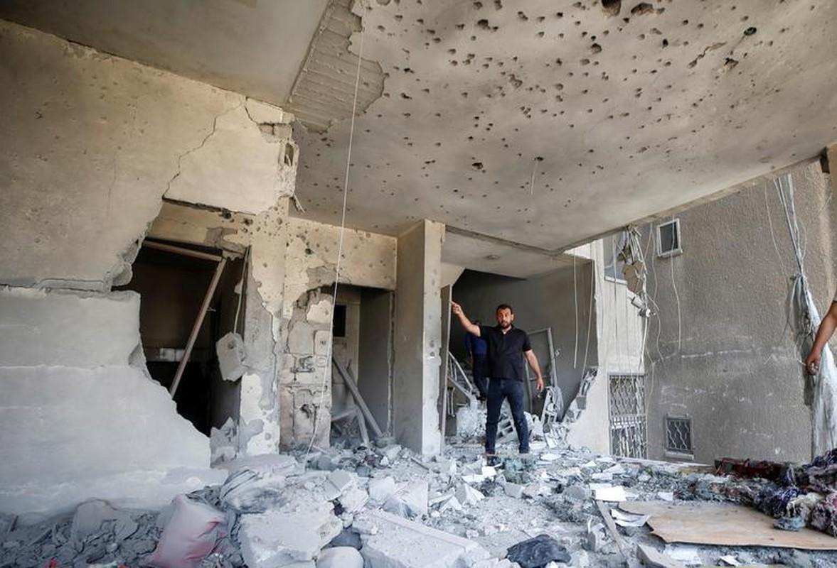 Can canh Dai Gaza tan hoang sau don khong kich cua Israel-Hinh-4