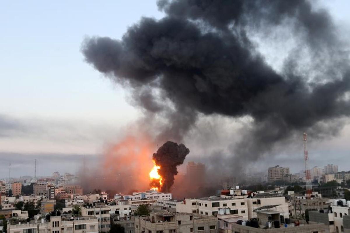 Giao tranh du doi, Israel - Hamas thiet hai ra sao?-Hinh-5