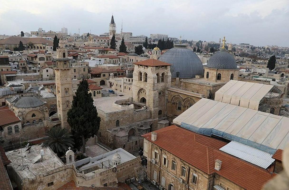 Xung dot Israel-Palestine bung phat: Vi dau nen noi?-Hinh-14