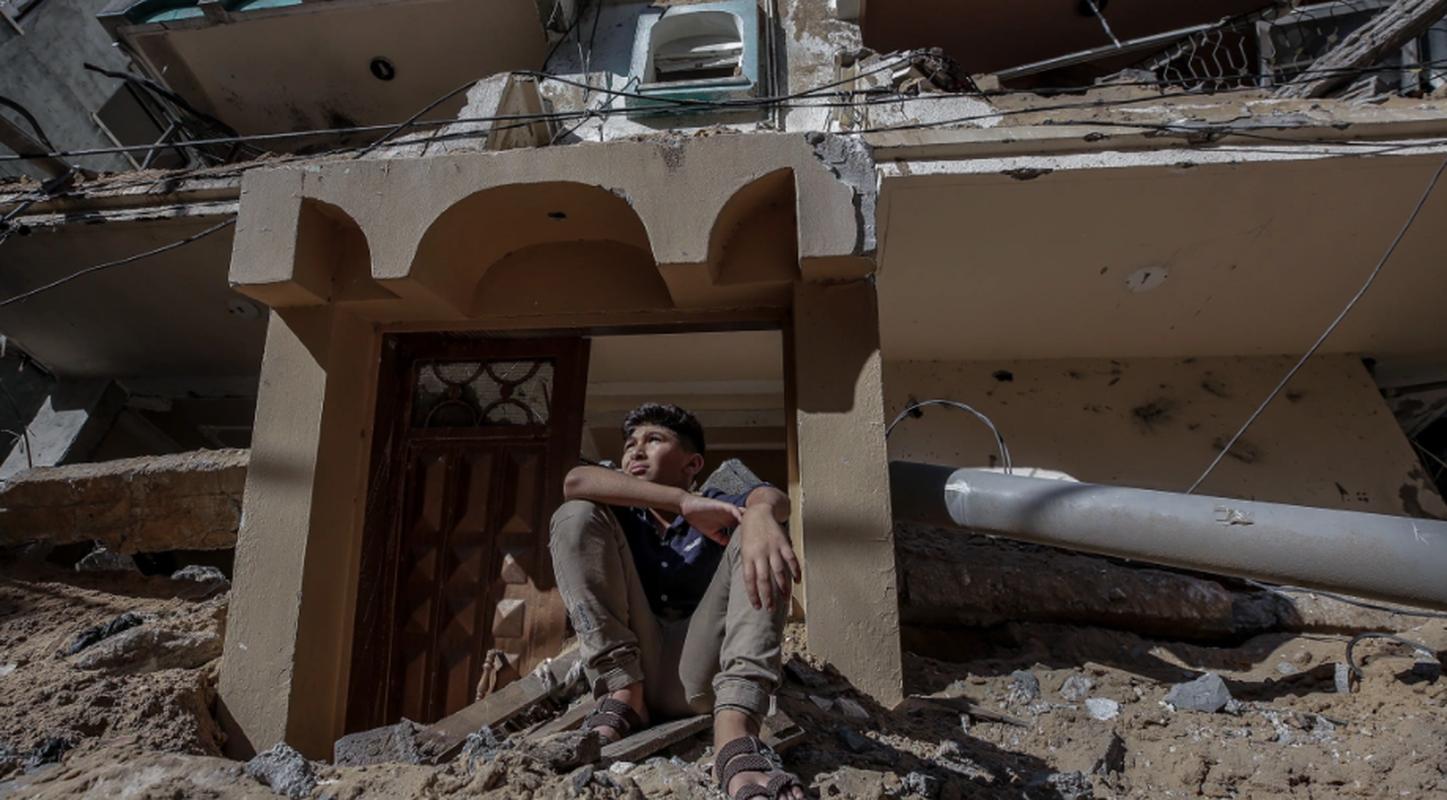 Cuoc song cua nguoi dan o Gaza giua xung dot Israel - Palestine-Hinh-4
