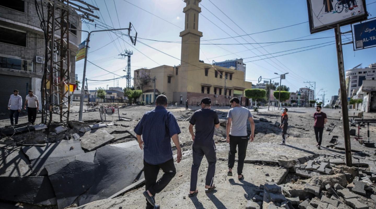 Cuoc song cua nguoi dan o Gaza giua xung dot Israel - Palestine-Hinh-6