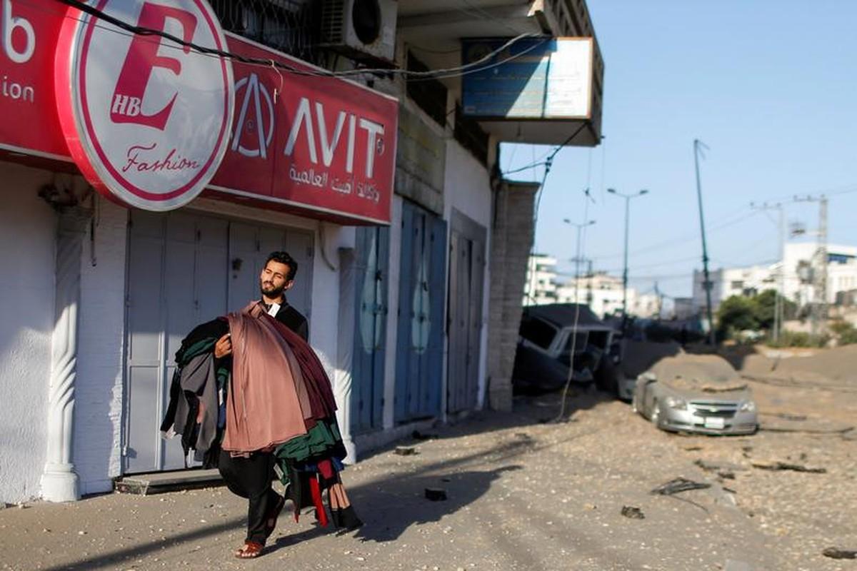 Cuoc song cua nguoi dan o Gaza giua xung dot Israel - Palestine-Hinh-9