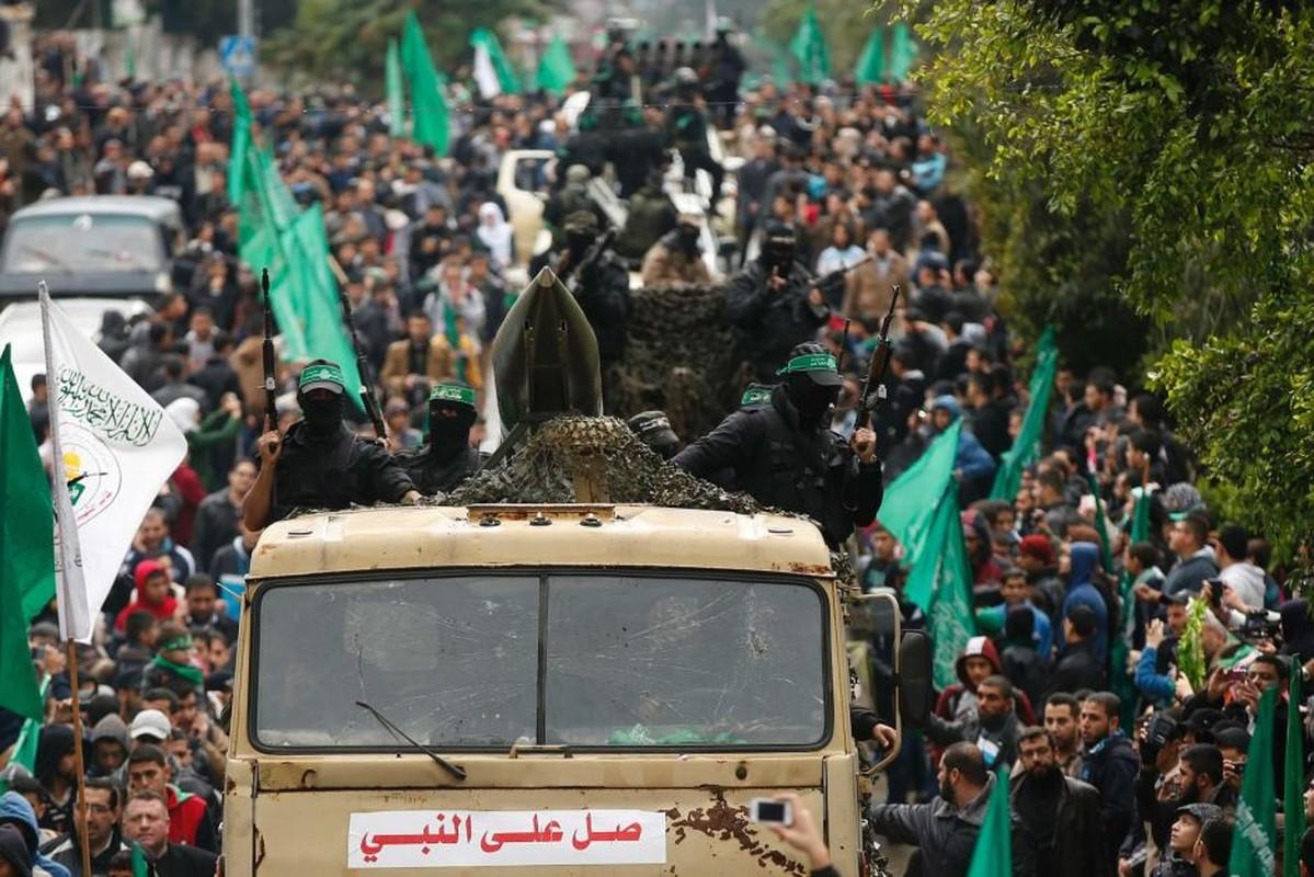 Dieu it biet ve phong trao Hamas dang giao dau voi Israel-Hinh-9