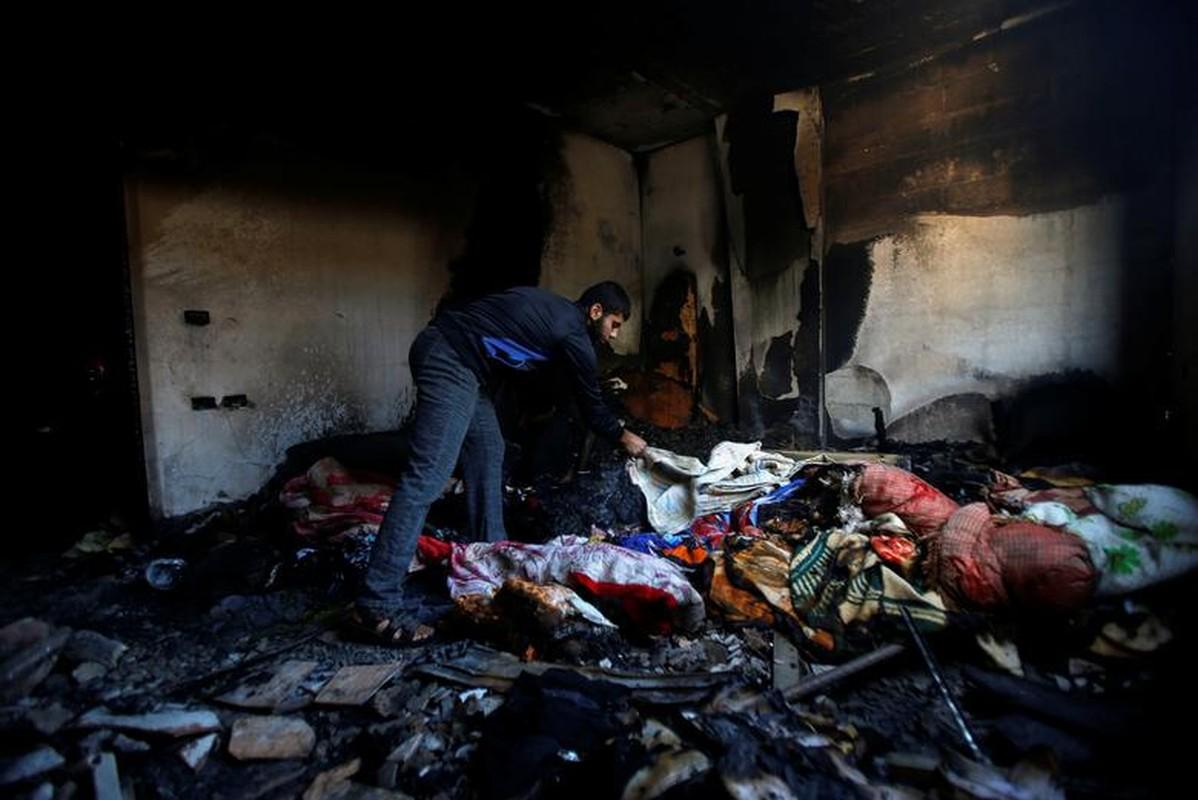 Canh nguoi dan Gaza lu luot so tan vi don khong kich cua Israel-Hinh-7