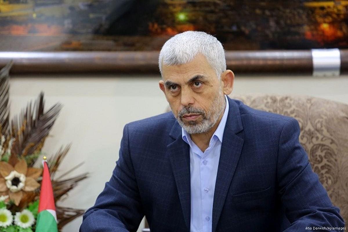 Thu linh chinh tri cua phong trao Hamas la ai?
