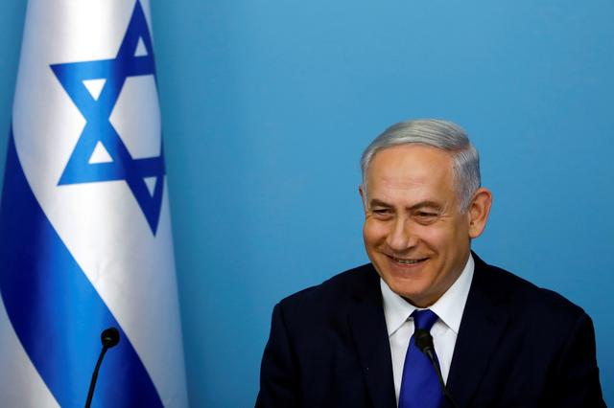 Nhin lai su nghiep chinh tri cua Thu tuong Israel Benjamin Netanyahu-Hinh-13
