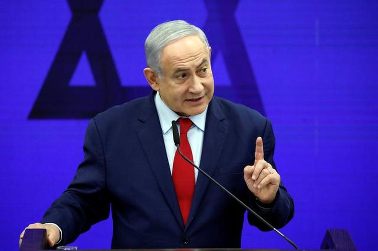 Nhin lai su nghiep chinh tri cua Thu tuong Israel Benjamin Netanyahu-Hinh-4