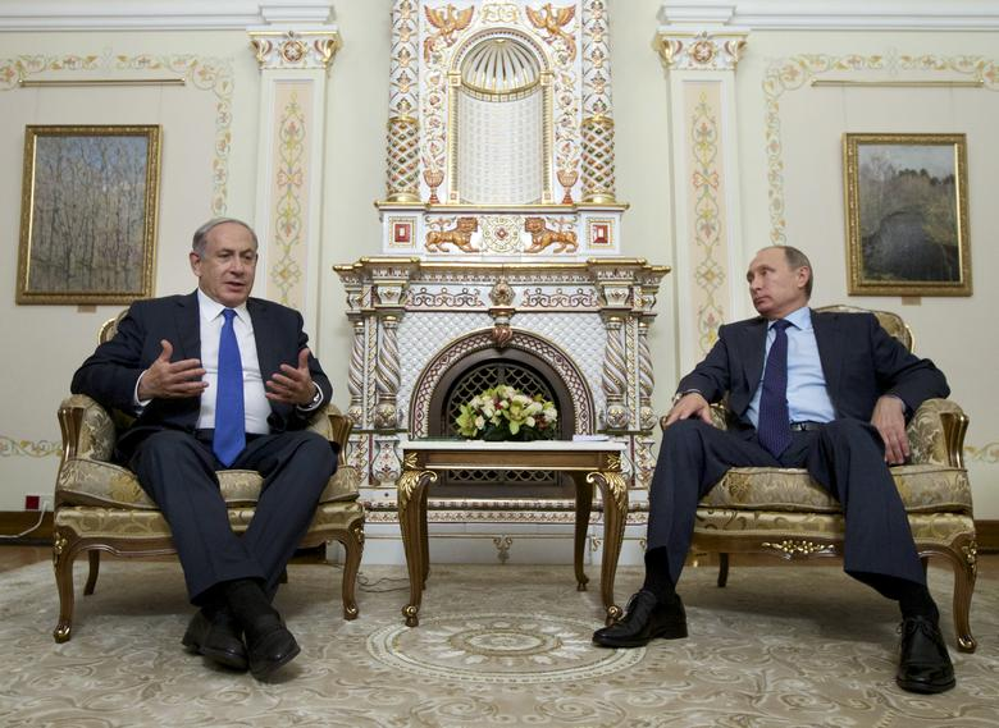 Loat hinh an tuong Thu tuong Israel Benjamin Netanyahu trong thoi gian cam quyen-Hinh-7
