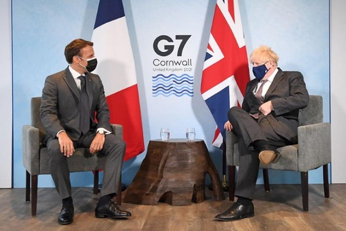 Diem nhan trong 3 ngay Hoi nghi thuong dinh G7 tai Anh-Hinh-10