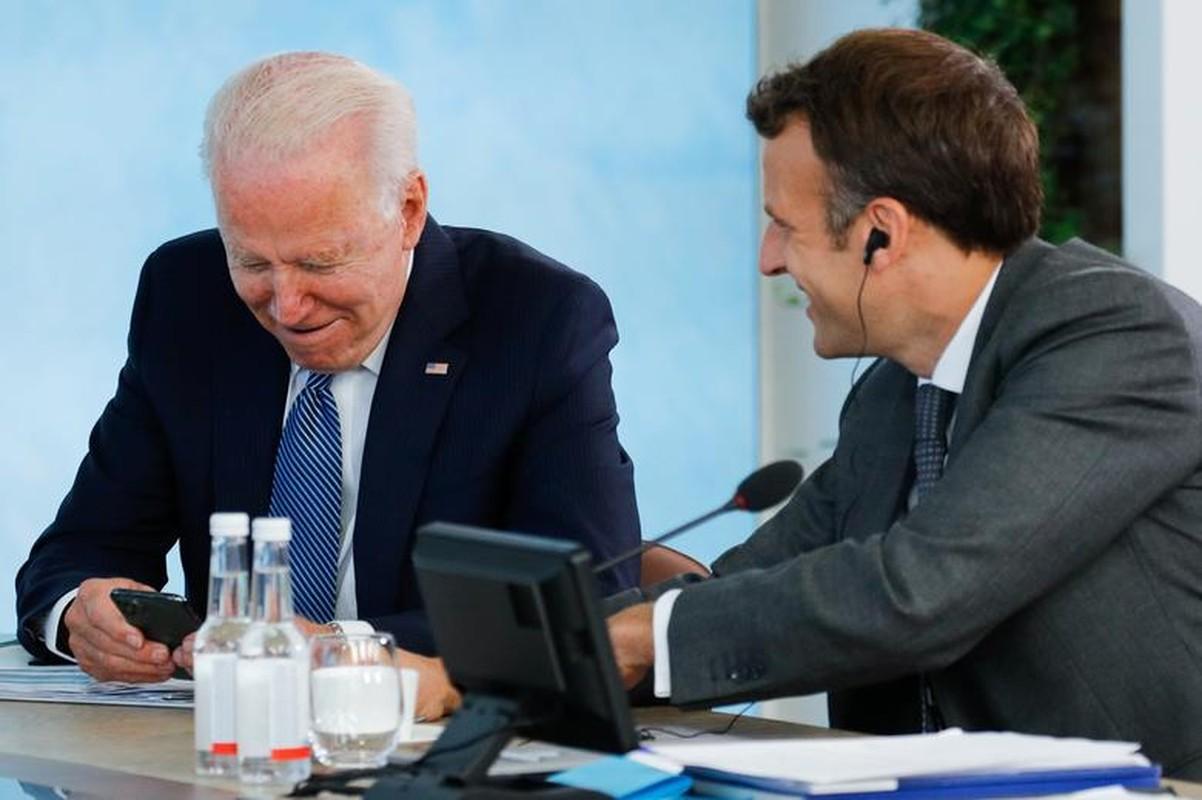 Diem nhan trong 3 ngay Hoi nghi thuong dinh G7 tai Anh-Hinh-11